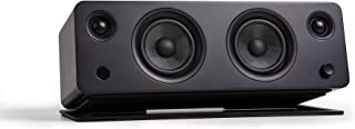 Kanto SYD Powered Speaker with Bluetooth® and Phono Preamp (Matte Off-Black)
