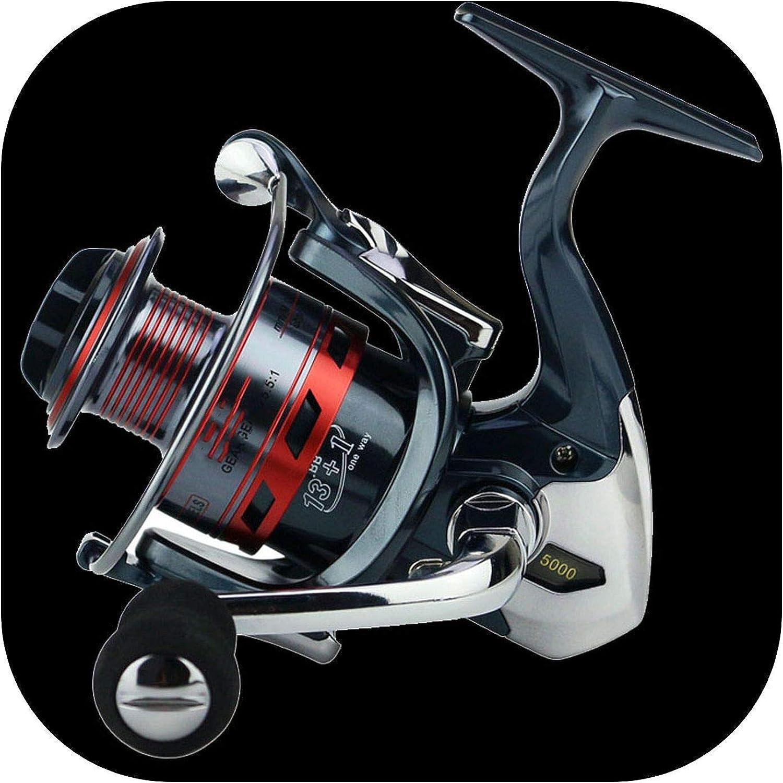 13+1BB Spinning Fishing Reel Metal XS10007000 Series Spinning Reel Fishing Tackle