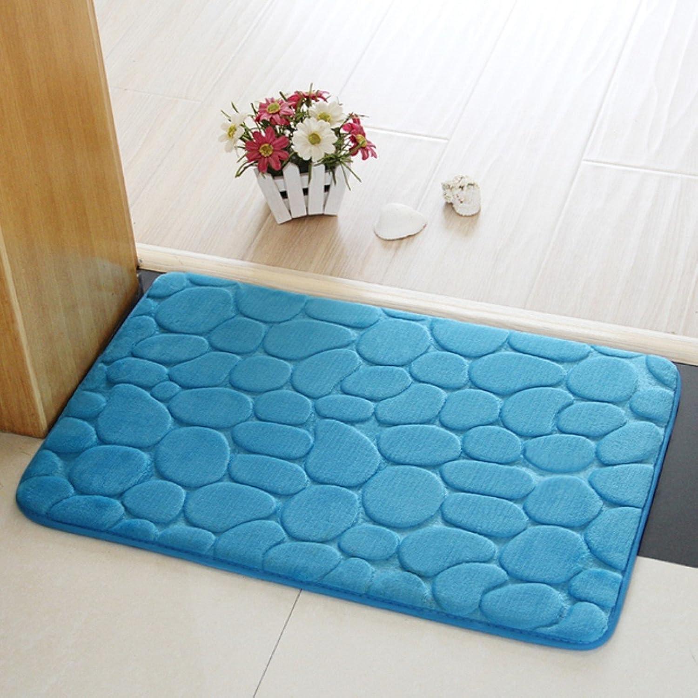 Kitchen Carpet Bathroom Bathroom Door Door Mats Absorbent Door Mats,A2-40×60cm