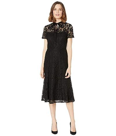 LAUREN Ralph Lauren Agenta Dress (Black) Women