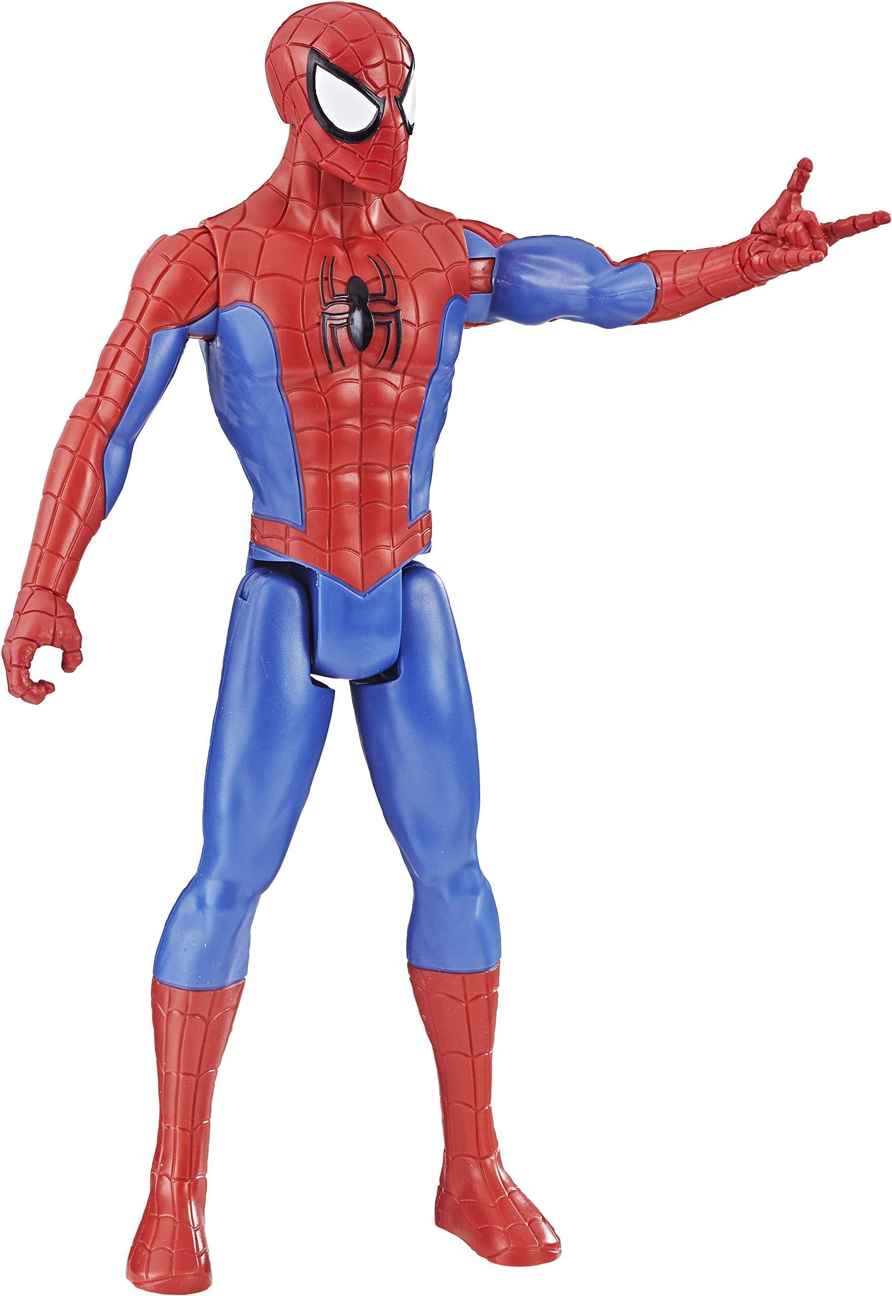 Spider-Man Titan Hero Series Figure Brand