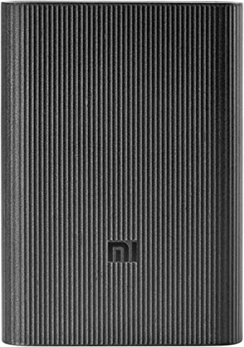 Mi Pocket Power Bank Pro 10000mAh Triple Output and Dual Input Port 22 5W Ultra Fast Charging Power Delivery