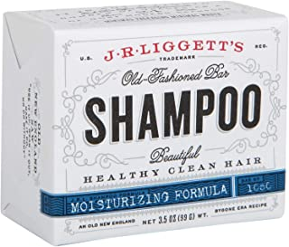 J.R.LIGGETT'S All-Natural Shampoo Bar, Moisturizing Formula - Supports Strong and Healthy Hair - Nourish Follicles with An...