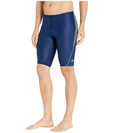 Speedo Relaunch Splice Jammer (Blue/Green) Men