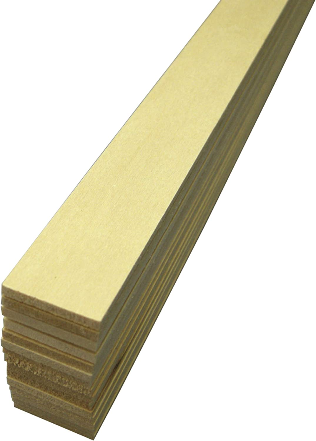 SAUNDERS Midwest LLC Basswood 8 x Wood inches 1 Special price 2021 autumn and winter new Ro 24 Piece