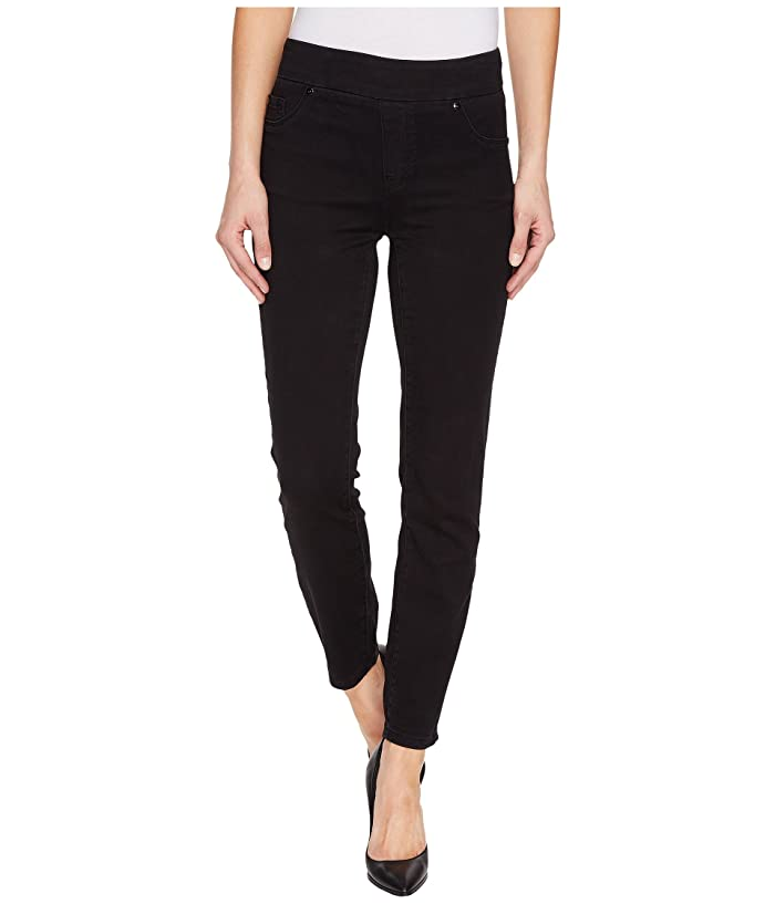 Tribal Pull On Ankle 28 Dream Jeans In Black