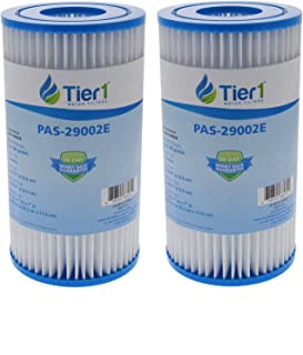 Tier1 Replacement for 29002E Intex 29002E Type A Easy Set Pools Filter Cartridge 2 Pack