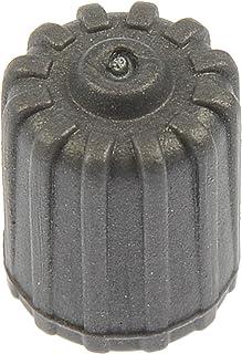 Dorman 609-130 TPMS Grey Plastic Sealing Valve Cap, Pack of 50
