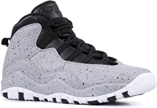 Air Jordan 10 Cement Mens Basketball-Shoes 310805