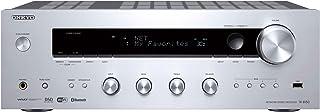 ONKYO ネットワークステレオレシーバー ハイレゾ音源対応 シルバー TX-8150(S)