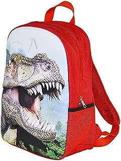 3d t rex backpack