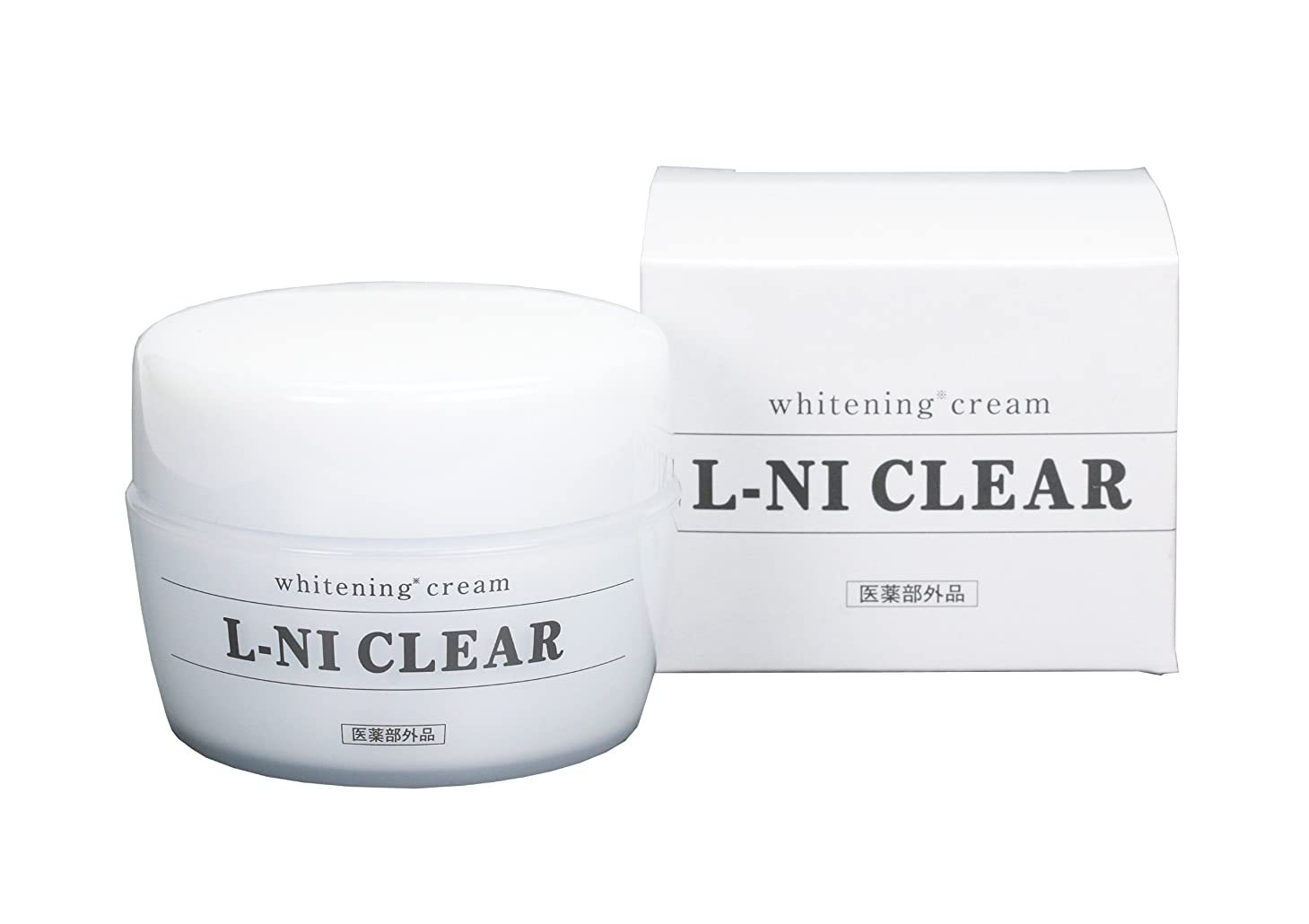 放牧する掃く話をする薬用 L-NI CLEAR