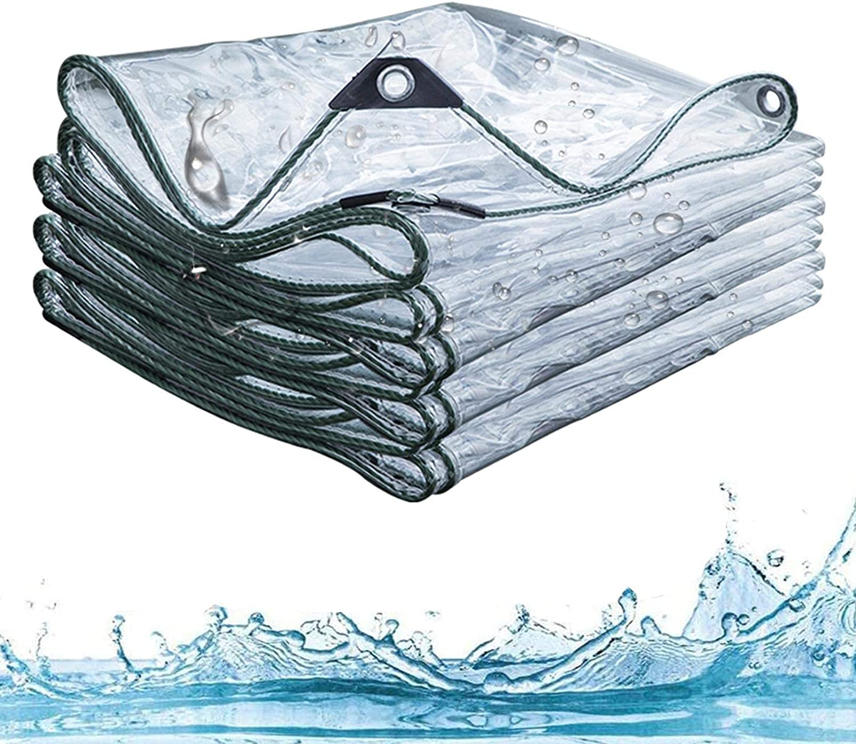 Tarpaulin Glass Clear Max 89% OFF Tarps Ranking TOP5 Transparent PVC Waterproof