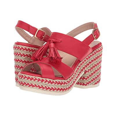 Sesto Meucci Inka (Rojo Napa Seta) High Heels
