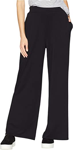 On the Boardwalk French Terry Wide Leg Pants