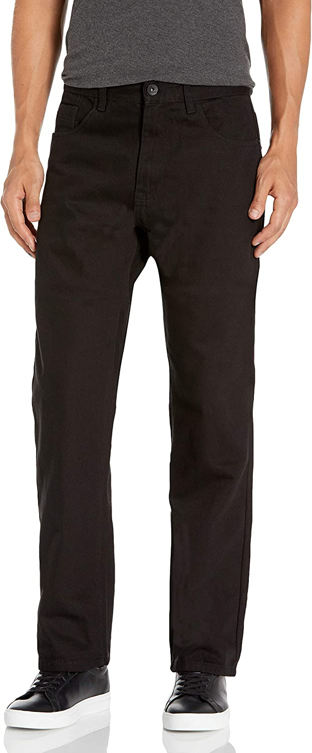 Southpole Men's Straight Bull Twill Excellent Pants Sale SALE% OFF Basic