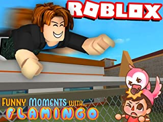 Clip: Roblox Funny Moments with Flamingo