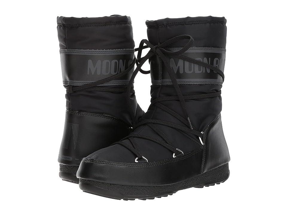 Tecnica Moon Boot Soft Shade Mid (Black) Women