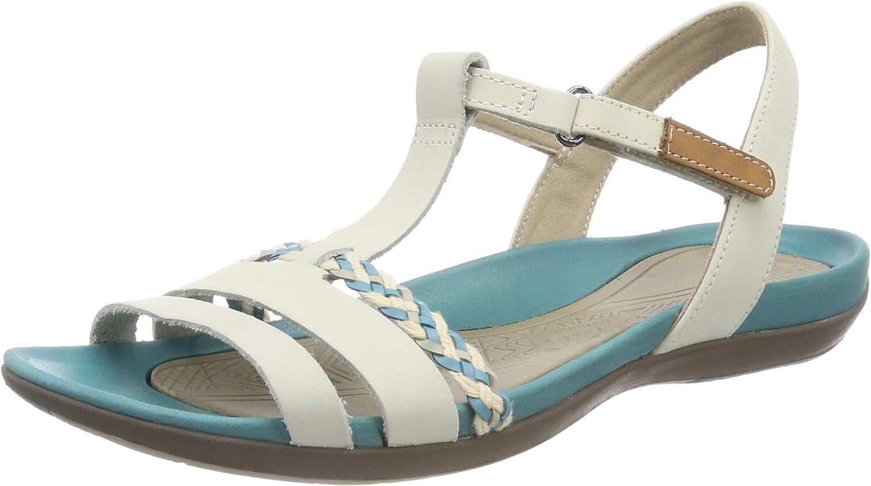 Clarks Tealite Grace Womens T-Bar Sandals