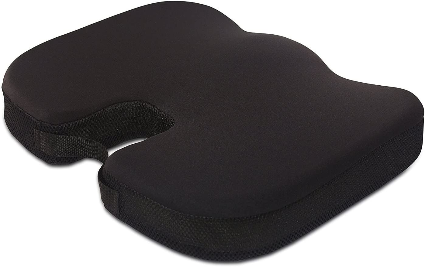 Medical Seat Cushion, Office Chair Coccyx Cushion (Certified Foam Firm Pillow): Health & Personal Care