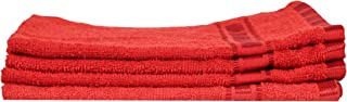 Eurospa Cotton Hand Towel Set of 4 (SPDHFHT146MN4)
