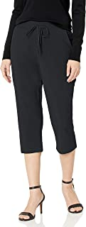 Riders by Lee Indigo Women's Performance Capri W/Knit Waist