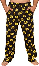 Wu Tang Clan Logo Yellow and Black Lounge Pants