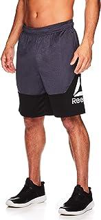 Reebok Men's Drawstring Shorts - Athletic Running & Workout Short