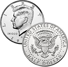 1968 S 40% Silver Proof Proof Kennedy Half Dollar Proof US Mint