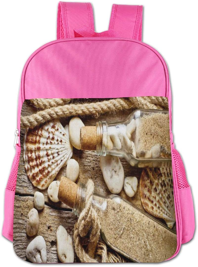 Sea Shell Boys and Girls 6-13 Years Old Cute and Interesting School Bags