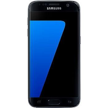 Samsung Galaxy S7, Smartphone libre (5.1, 4GB RAM, 32GB, 12MP) [Versión británica: No incluye Samsung Pay, acceso a promociones Samsung Members ni enchufe europeo], color Negro: Amazon.es: Electrónica