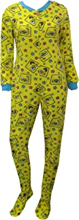 Best spongebob squarepants footie pajamas for adults Reviews