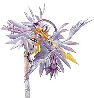 Megahouse Digimon Adventures: Angewomon & Holy Arrow Gem Series PVC Figure, Multicolor