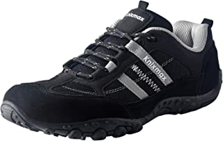 Knixmax Women's Men's Walking Trainers Hiking Trekking Approach Shoes تنفس منخفض الارتفاع في الهواء الطلق