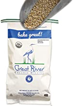 Great River Organic Milling, Oatmeal, Steel Cut Oats, Organic, 25-Pounds (Pack of 1)