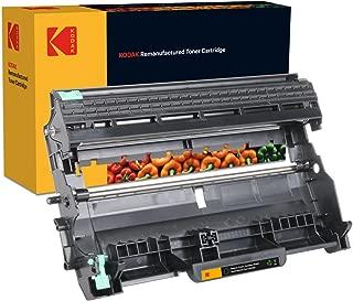 Kodak Supplies 185B220056 滚筒12000 页黑色适用于 Brother HL2130 兼容 DR2200