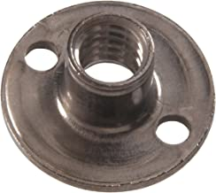 The Hillman Group The Hillman Group 4146 3/8-16 x 7/16 x 1 in. Stainless Steel Round Base Tee Nut (8-Pack)