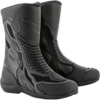 Alpinestars Mens Motorcycle Boots Black Red, EUR 42