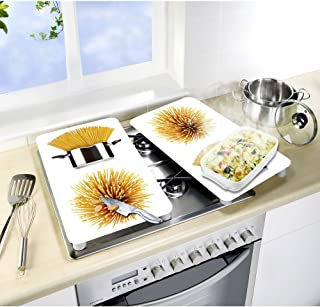 Wenko Juego de Cubiertas de Cocina Universal Caprese, Multicolor, 52x30x4.5 cm, 2 Unidades