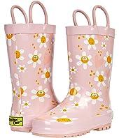 Happy Daisy Rain Boots (Toddler/Little Kid)