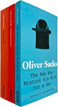 Oliver Sacks 3 Books Collection Set (The Man Who Mistook His Wife for a Hat, Hallucinations, Awakenings)