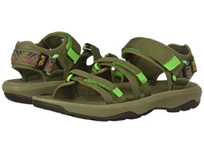 Teva Kids Hurricane XLT2 Alp (Little Kid/Big Kid) (Burnt Olive) Boys Shoes