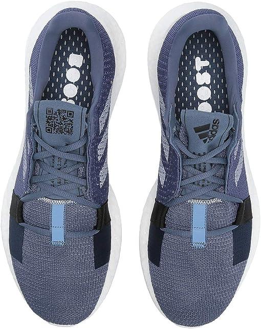 Tech Ink/Footwear White/Core Black