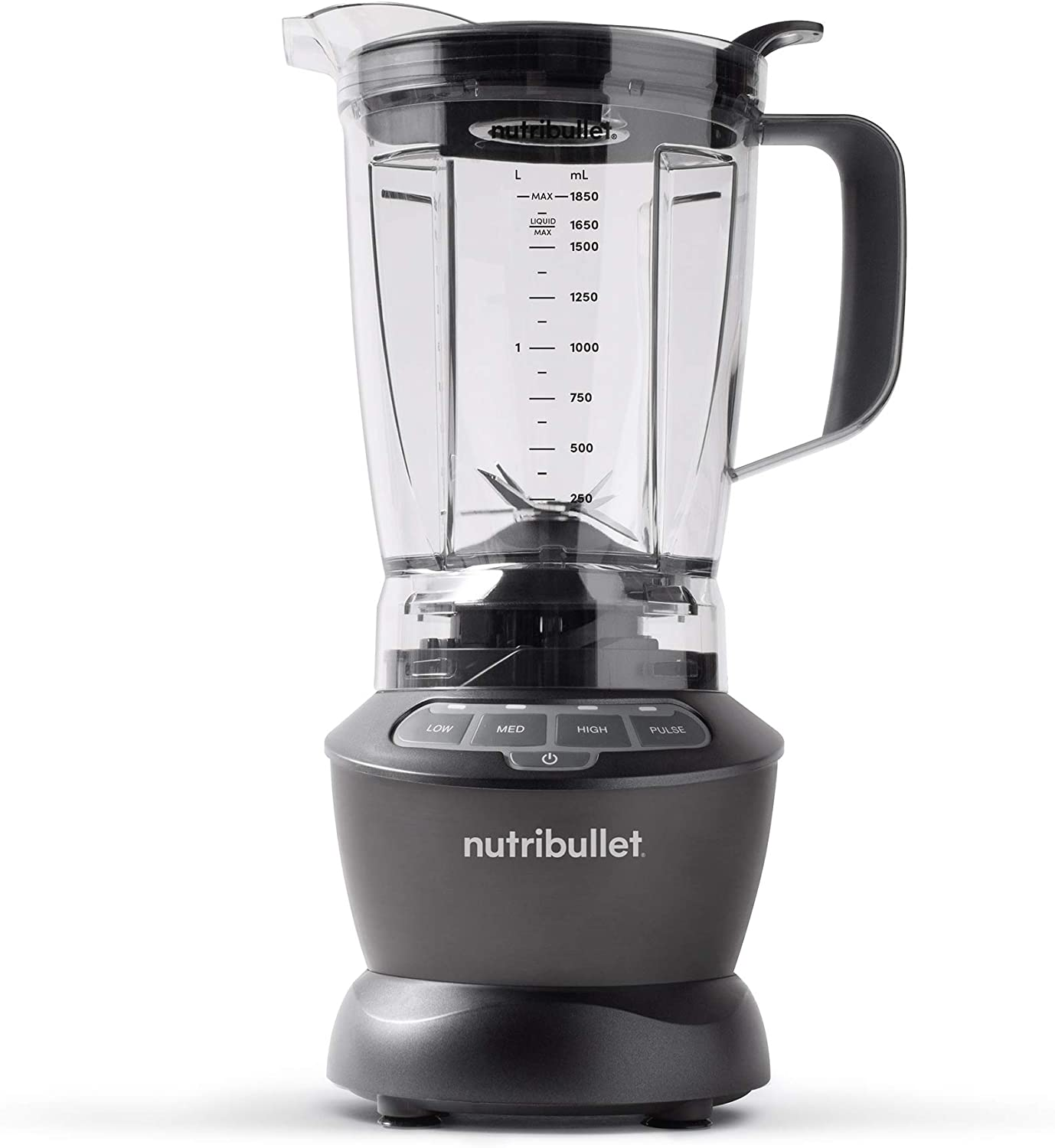 NutrieBullet Smoothie Blender 1200 Watts With Dark Gray Color Perfect For Smoothie Lovers