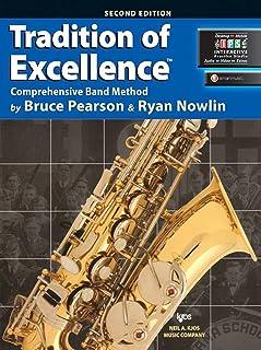 W62XE - Tradition of Excellence Book 2 - Eb Alto Saxophone