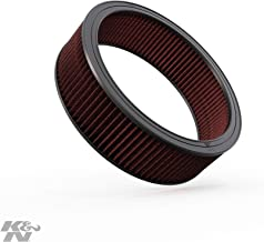 K&N engine air filter, washable and reusable:  1968-1997 Chevy/GMC SUV V8 (Suburban, Tahoe, Yukon and other select models) E-1500