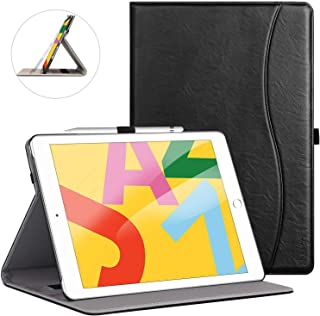 ZtotopCase for New iPad 8th Genaration/iPad 7th Generation 10.2 Inch 2020/2019, Premium PU Leather Folding Stand Cover for...