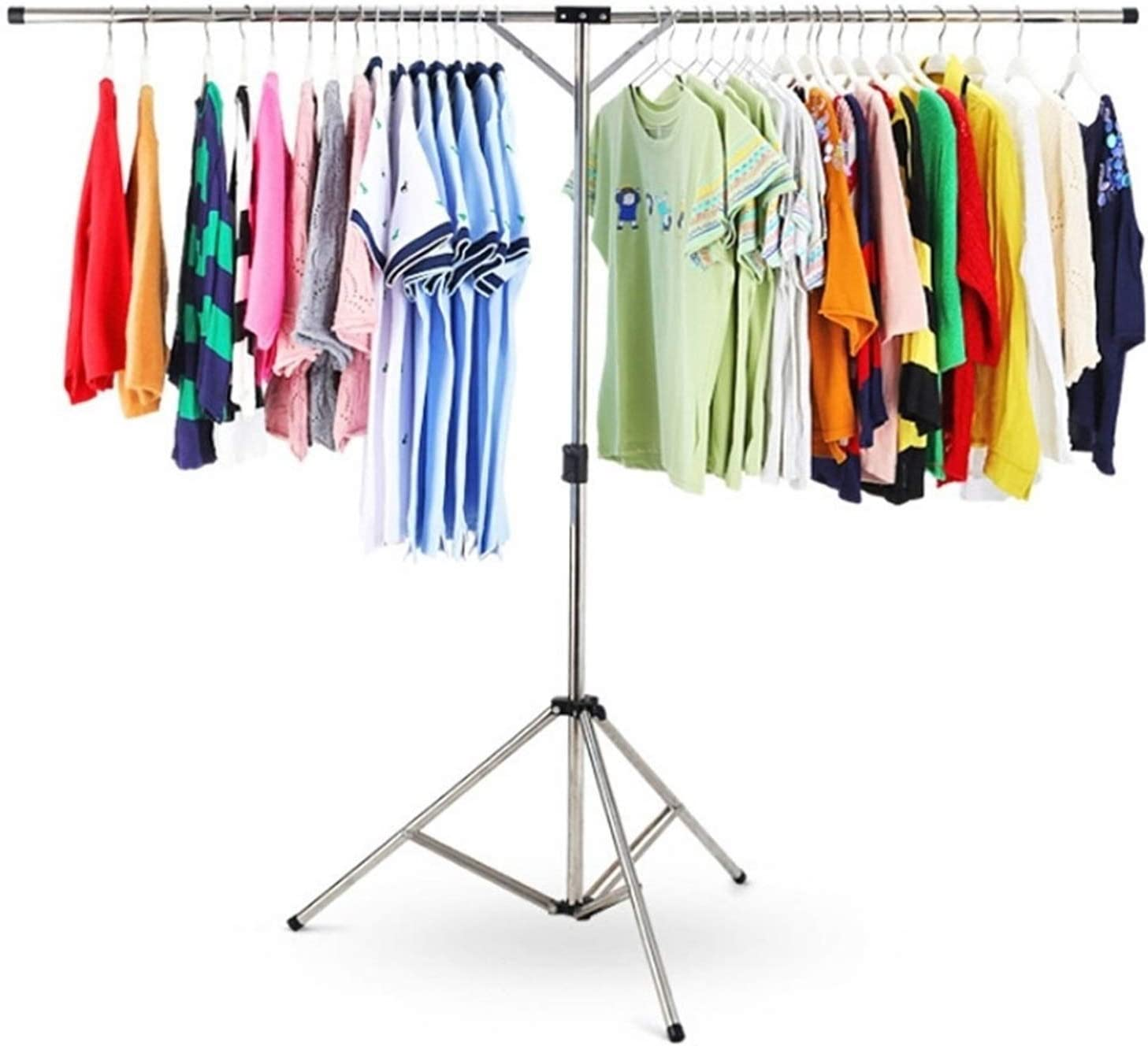 Clothes Drying Our shop most popular Rack for Laundry Airer St Stainless Steel Cheap mail order specialty store