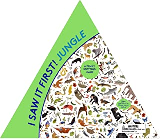 I Saw It First! Jungle: A Family Spotting Game