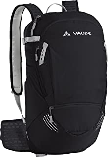 Hyper 14+3 Expendable Cycling Backpack - 17 Litre Padded Cycling Rucksack with Built-in Raincover - Ideal Bike Backpack with Bicycle Pump and Helmet Holder